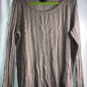 American Eagle Woven Sweater